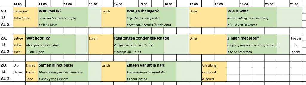 VW2016_Timetable